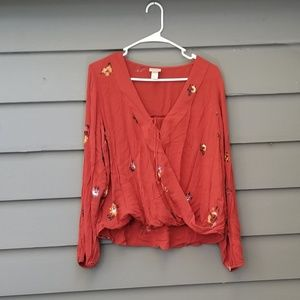 Mossimo Supply Co Top